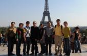 卡聂高国际集团2009-09月法国游